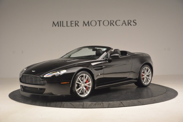 Used 2012 Aston Martin V8 Vantage S Roadster for sale Sold at Rolls-Royce Motor Cars Greenwich in Greenwich CT 06830 2