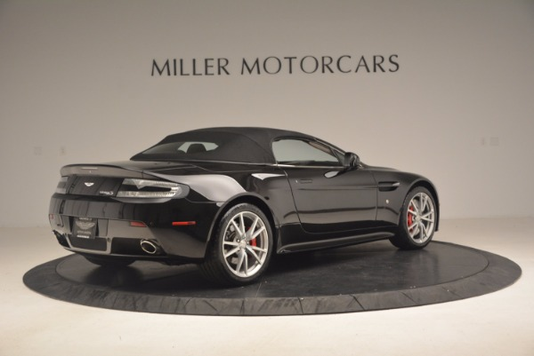 Used 2012 Aston Martin V8 Vantage S Roadster for sale Sold at Rolls-Royce Motor Cars Greenwich in Greenwich CT 06830 20