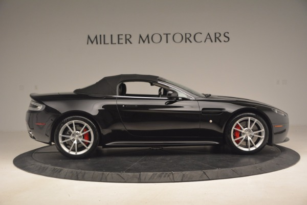 Used 2012 Aston Martin V8 Vantage S Roadster for sale Sold at Rolls-Royce Motor Cars Greenwich in Greenwich CT 06830 21