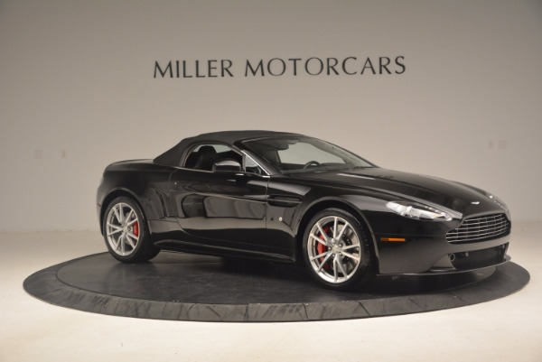 Used 2012 Aston Martin V8 Vantage S Roadster for sale Sold at Rolls-Royce Motor Cars Greenwich in Greenwich CT 06830 22