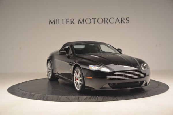 Used 2012 Aston Martin V8 Vantage S Roadster for sale Sold at Rolls-Royce Motor Cars Greenwich in Greenwich CT 06830 23
