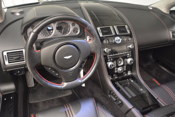 Used 2012 Aston Martin V8 Vantage S Roadster for sale Sold at Rolls-Royce Motor Cars Greenwich in Greenwich CT 06830 26