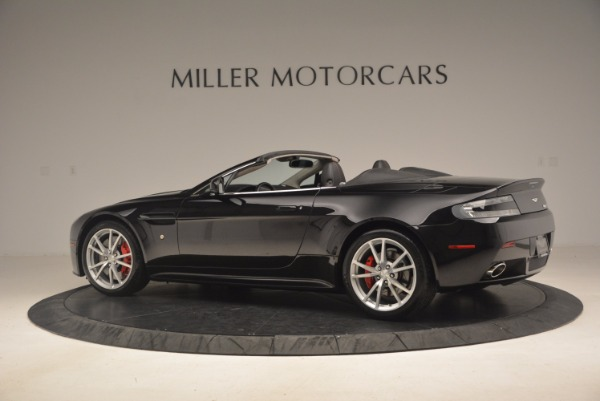 Used 2012 Aston Martin V8 Vantage S Roadster for sale Sold at Rolls-Royce Motor Cars Greenwich in Greenwich CT 06830 4