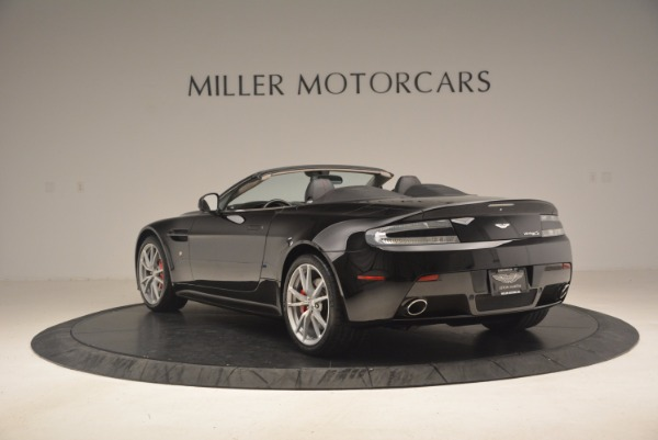 Used 2012 Aston Martin V8 Vantage S Roadster for sale Sold at Rolls-Royce Motor Cars Greenwich in Greenwich CT 06830 5