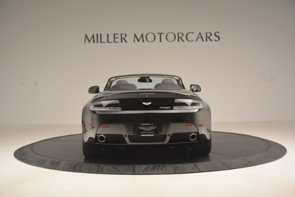 Used 2012 Aston Martin V8 Vantage S Roadster for sale Sold at Rolls-Royce Motor Cars Greenwich in Greenwich CT 06830 6