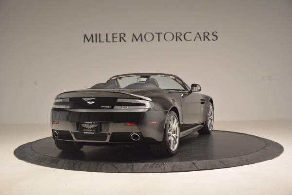 Used 2012 Aston Martin V8 Vantage S Roadster for sale Sold at Rolls-Royce Motor Cars Greenwich in Greenwich CT 06830 7