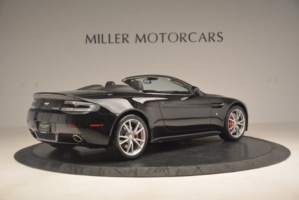 Used 2012 Aston Martin V8 Vantage S Roadster for sale Sold at Rolls-Royce Motor Cars Greenwich in Greenwich CT 06830 8