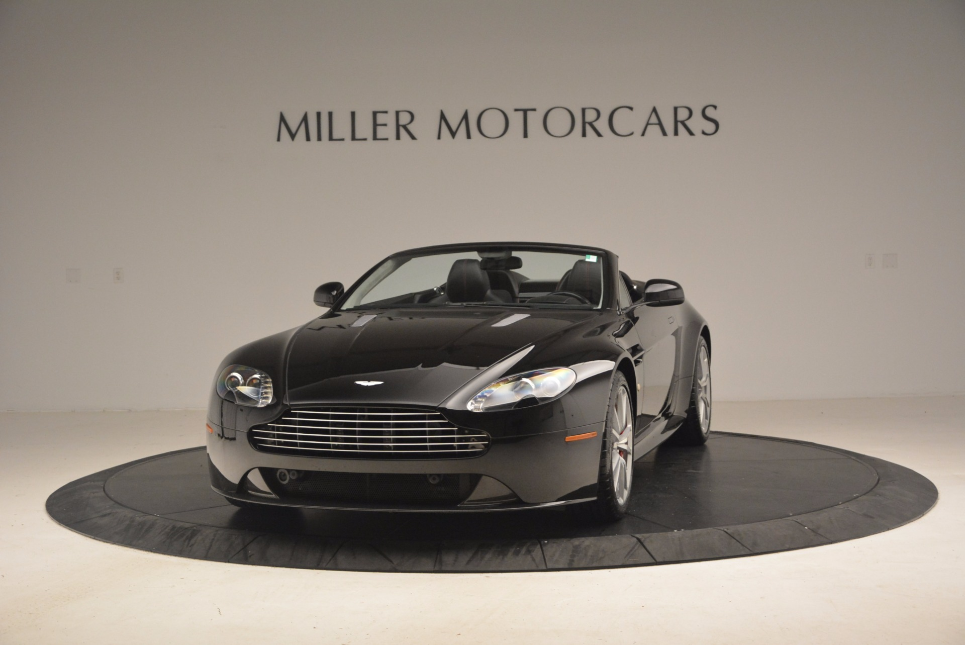 Used 2012 Aston Martin V8 Vantage S Roadster for sale Sold at Rolls-Royce Motor Cars Greenwich in Greenwich CT 06830 1