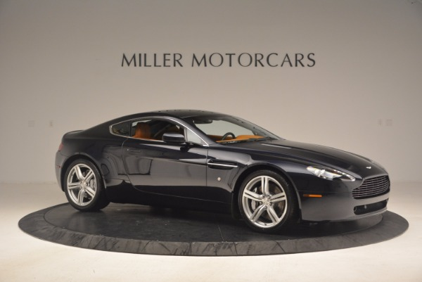 Used 2009 Aston Martin V8 Vantage for sale Sold at Rolls-Royce Motor Cars Greenwich in Greenwich CT 06830 10