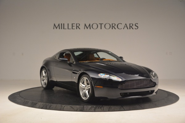 Used 2009 Aston Martin V8 Vantage for sale Sold at Rolls-Royce Motor Cars Greenwich in Greenwich CT 06830 11