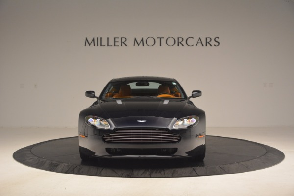Used 2009 Aston Martin V8 Vantage for sale Sold at Rolls-Royce Motor Cars Greenwich in Greenwich CT 06830 12