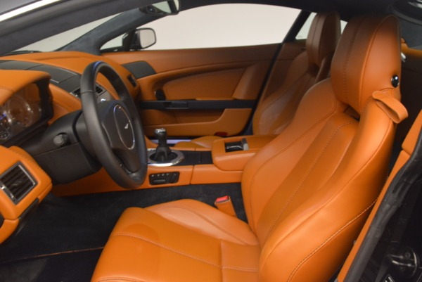 Used 2009 Aston Martin V8 Vantage for sale Sold at Rolls-Royce Motor Cars Greenwich in Greenwich CT 06830 13