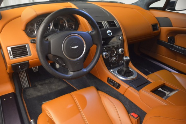 Used 2009 Aston Martin V8 Vantage for sale Sold at Rolls-Royce Motor Cars Greenwich in Greenwich CT 06830 15