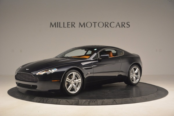 Used 2009 Aston Martin V8 Vantage for sale Sold at Rolls-Royce Motor Cars Greenwich in Greenwich CT 06830 2