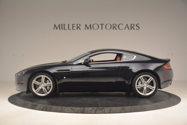 Used 2009 Aston Martin V8 Vantage for sale Sold at Rolls-Royce Motor Cars Greenwich in Greenwich CT 06830 3