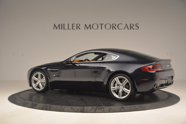 Used 2009 Aston Martin V8 Vantage for sale Sold at Rolls-Royce Motor Cars Greenwich in Greenwich CT 06830 4