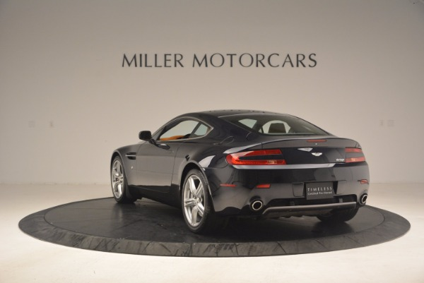 Used 2009 Aston Martin V8 Vantage for sale Sold at Rolls-Royce Motor Cars Greenwich in Greenwich CT 06830 5