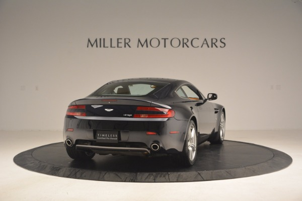 Used 2009 Aston Martin V8 Vantage for sale Sold at Rolls-Royce Motor Cars Greenwich in Greenwich CT 06830 7
