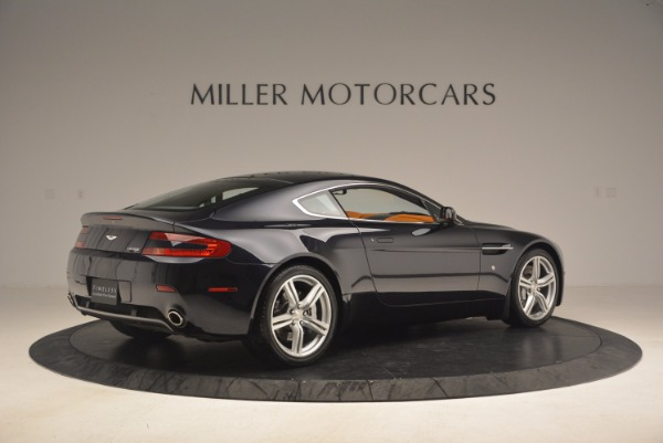 Used 2009 Aston Martin V8 Vantage for sale Sold at Rolls-Royce Motor Cars Greenwich in Greenwich CT 06830 8