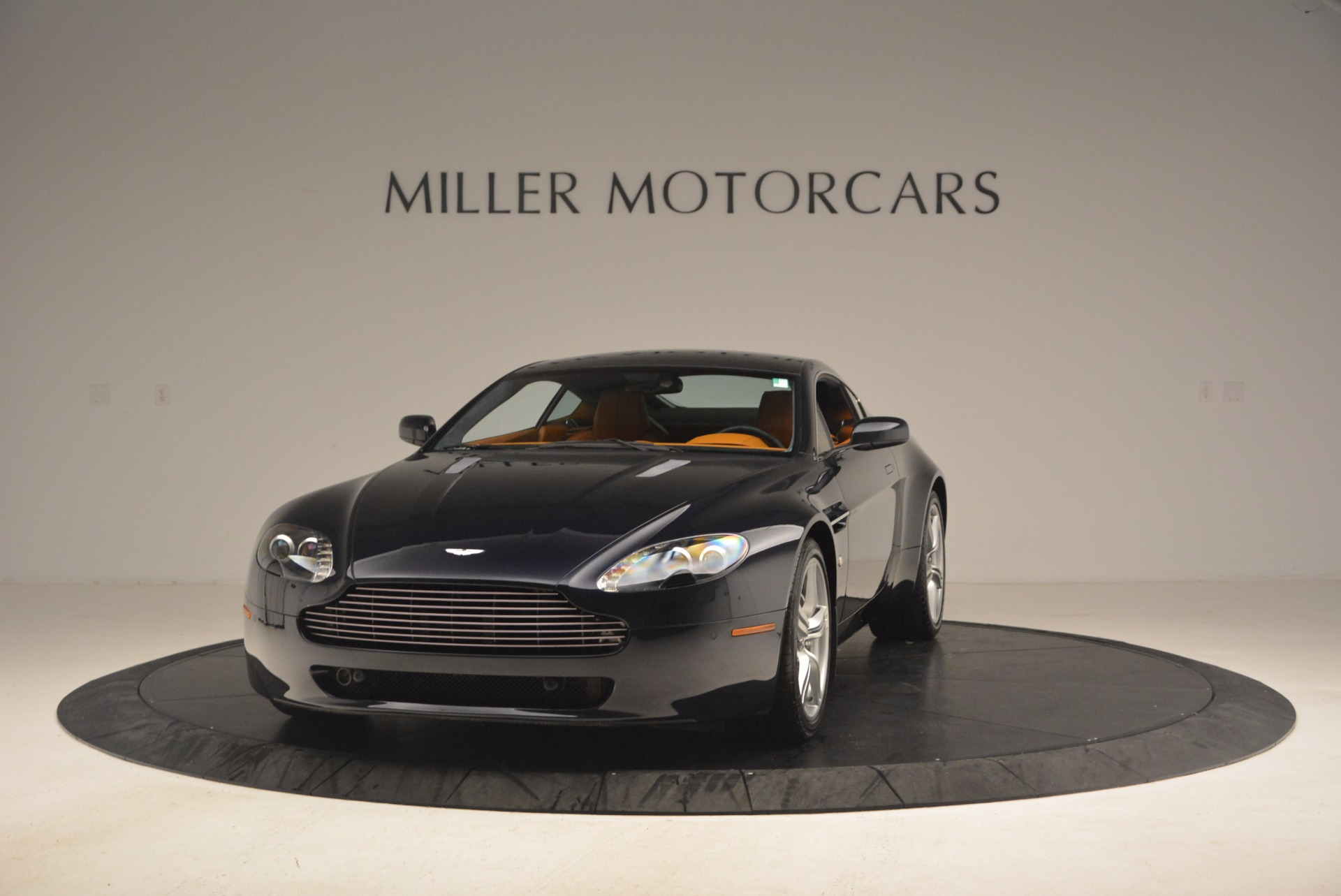 Used 2009 Aston Martin V8 Vantage for sale Sold at Rolls-Royce Motor Cars Greenwich in Greenwich CT 06830 1