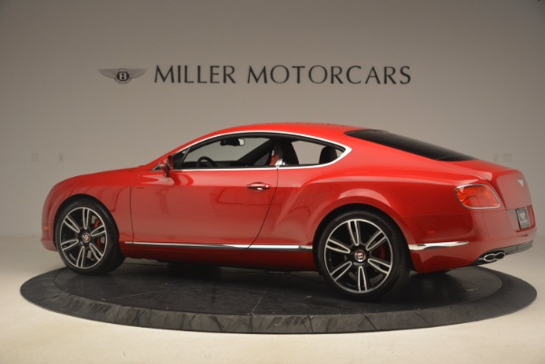 Used 2013 Bentley Continental GT V8 for sale Sold at Rolls-Royce Motor Cars Greenwich in Greenwich CT 06830 4
