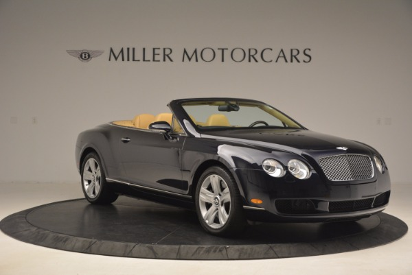 Used 2007 Bentley Continental GTC for sale Sold at Rolls-Royce Motor Cars Greenwich in Greenwich CT 06830 11