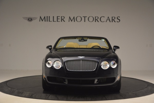 Used 2007 Bentley Continental GTC for sale Sold at Rolls-Royce Motor Cars Greenwich in Greenwich CT 06830 12