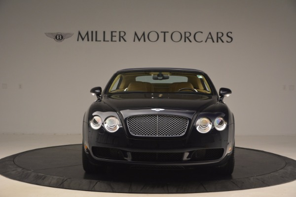 Used 2007 Bentley Continental GTC for sale Sold at Rolls-Royce Motor Cars Greenwich in Greenwich CT 06830 13