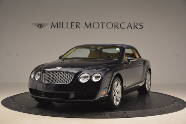Used 2007 Bentley Continental GTC for sale Sold at Rolls-Royce Motor Cars Greenwich in Greenwich CT 06830 14