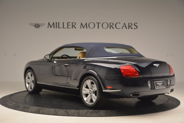 Used 2007 Bentley Continental GTC for sale Sold at Rolls-Royce Motor Cars Greenwich in Greenwich CT 06830 18