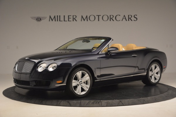 Used 2007 Bentley Continental GTC for sale Sold at Rolls-Royce Motor Cars Greenwich in Greenwich CT 06830 2