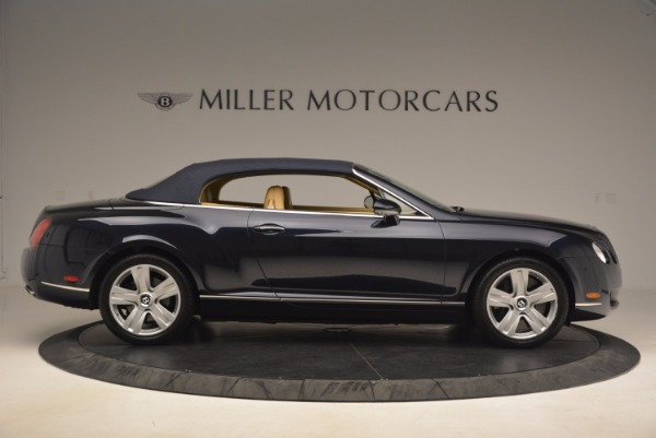 Used 2007 Bentley Continental GTC for sale Sold at Rolls-Royce Motor Cars Greenwich in Greenwich CT 06830 23