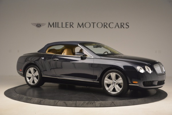Used 2007 Bentley Continental GTC for sale Sold at Rolls-Royce Motor Cars Greenwich in Greenwich CT 06830 24