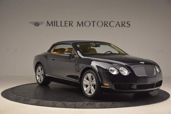 Used 2007 Bentley Continental GTC for sale Sold at Rolls-Royce Motor Cars Greenwich in Greenwich CT 06830 25