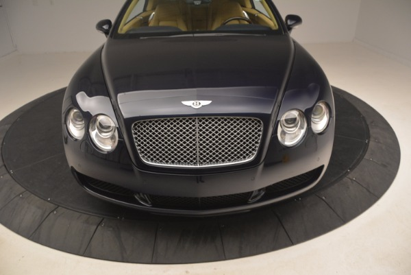Used 2007 Bentley Continental GTC for sale Sold at Rolls-Royce Motor Cars Greenwich in Greenwich CT 06830 26