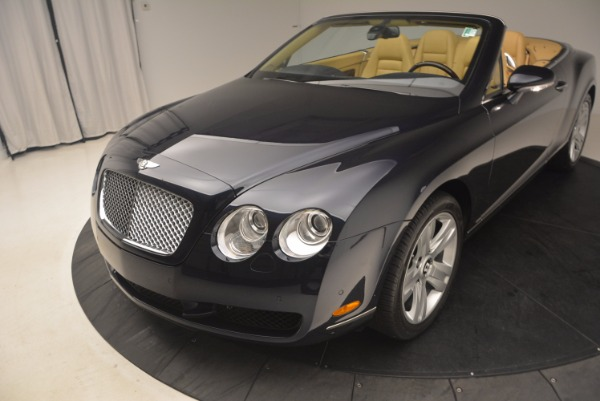 Used 2007 Bentley Continental GTC for sale Sold at Rolls-Royce Motor Cars Greenwich in Greenwich CT 06830 27