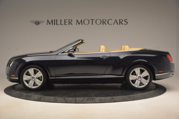 Used 2007 Bentley Continental GTC for sale Sold at Rolls-Royce Motor Cars Greenwich in Greenwich CT 06830 3