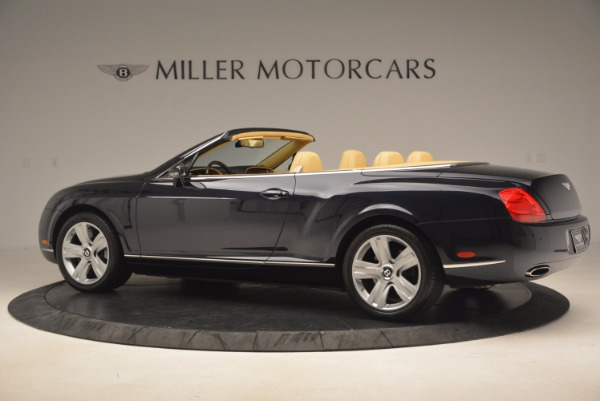 Used 2007 Bentley Continental GTC for sale Sold at Rolls-Royce Motor Cars Greenwich in Greenwich CT 06830 4