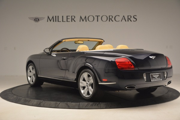 Used 2007 Bentley Continental GTC for sale Sold at Rolls-Royce Motor Cars Greenwich in Greenwich CT 06830 5