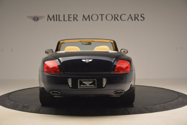 Used 2007 Bentley Continental GTC for sale Sold at Rolls-Royce Motor Cars Greenwich in Greenwich CT 06830 6