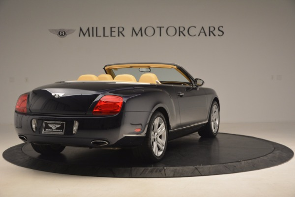 Used 2007 Bentley Continental GTC for sale Sold at Rolls-Royce Motor Cars Greenwich in Greenwich CT 06830 7