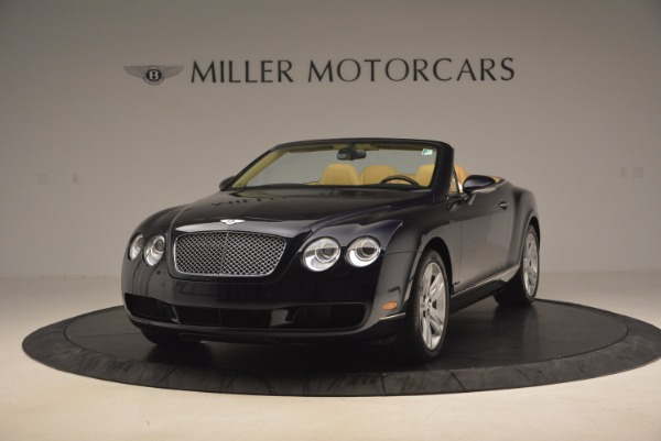 Used 2007 Bentley Continental GTC for sale Sold at Rolls-Royce Motor Cars Greenwich in Greenwich CT 06830 1