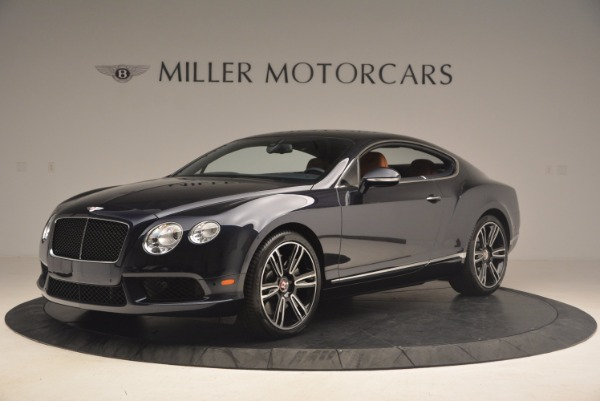 Used 2014 Bentley Continental GT V8 for sale Sold at Rolls-Royce Motor Cars Greenwich in Greenwich CT 06830 2
