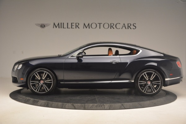 Used 2014 Bentley Continental GT V8 for sale Sold at Rolls-Royce Motor Cars Greenwich in Greenwich CT 06830 3