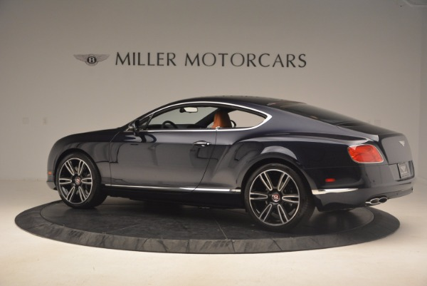 Used 2014 Bentley Continental GT V8 for sale Sold at Rolls-Royce Motor Cars Greenwich in Greenwich CT 06830 4