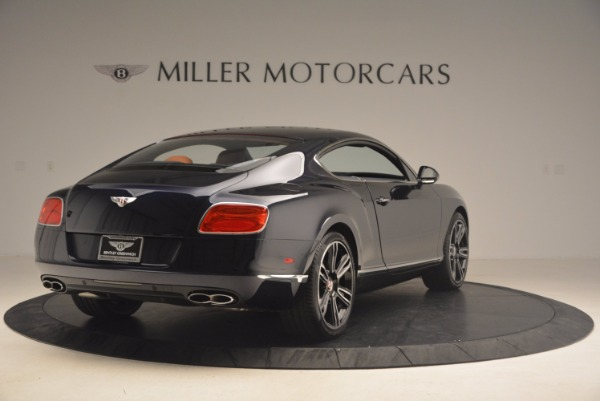 Used 2014 Bentley Continental GT V8 for sale Sold at Rolls-Royce Motor Cars Greenwich in Greenwich CT 06830 7