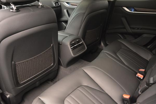 Used 2015 Maserati Ghibli S Q4 for sale Sold at Rolls-Royce Motor Cars Greenwich in Greenwich CT 06830 15
