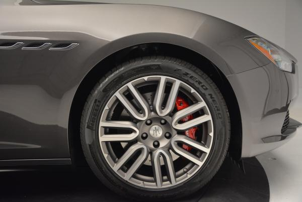 Used 2015 Maserati Ghibli S Q4 for sale Sold at Rolls-Royce Motor Cars Greenwich in Greenwich CT 06830 23
