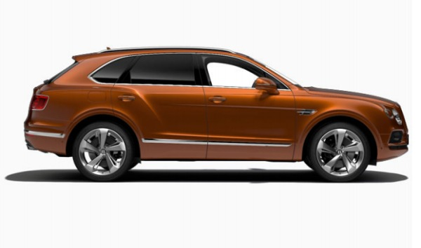 Used 2017 Bentley Bentayga for sale Sold at Rolls-Royce Motor Cars Greenwich in Greenwich CT 06830 3
