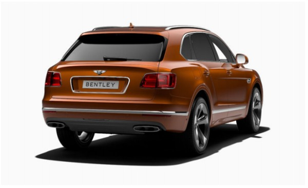 Used 2017 Bentley Bentayga for sale Sold at Rolls-Royce Motor Cars Greenwich in Greenwich CT 06830 4